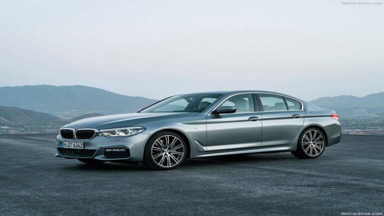 2017 BMW 5 serisi güçlü gelecek!