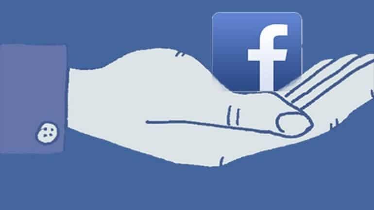 Facebook üzerinden bağış dönemi başlıyor