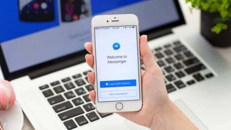 Messenger'da kendi kendisini silebilen SMS dönemi