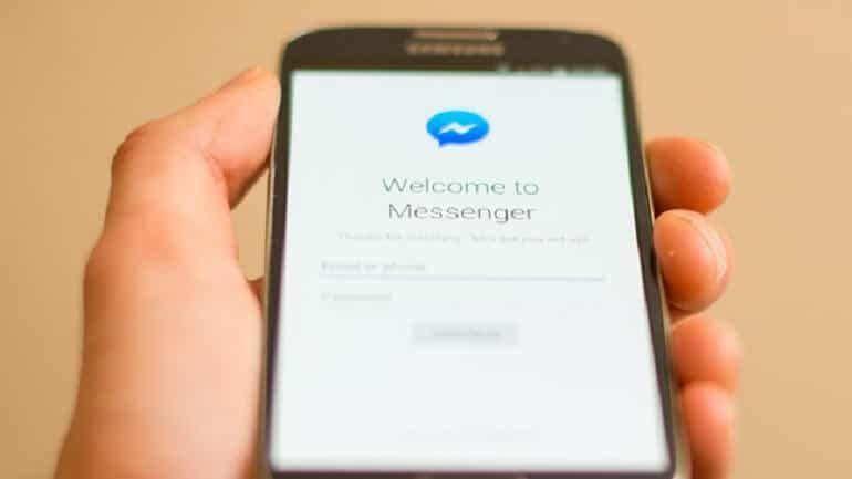 Facebook Messenger güncellemesi başladı!