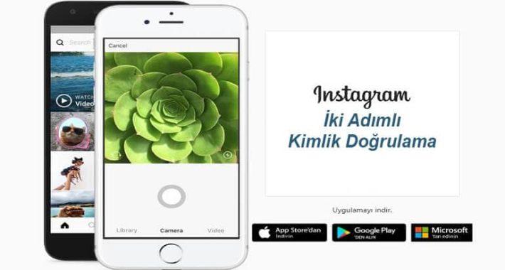 Instagram iki adımlı kimlik doğrulama Android'de aktif edildi