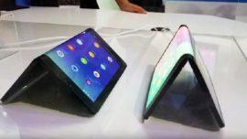 Katlanabilir tabletler LG ve Lenovo işbirliği ile yakında gelebilir!