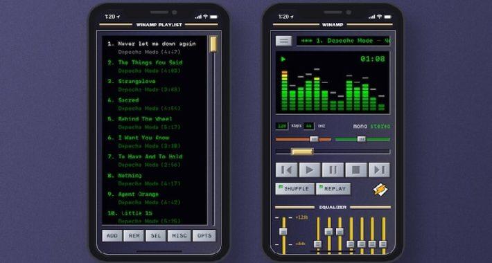 Winamp Mobil Android ve iOS için geliyor