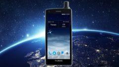 Dünyanın Android kullanan ilk uydu telefonu: Thuraya X5-Touch