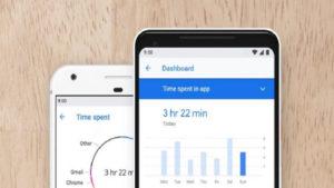 Google dijital denge uygulaması yayınlandı