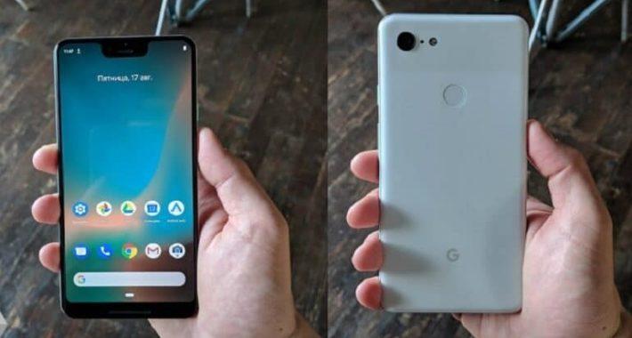 Google Pixel 3XL bu defa hoparlör sorunları ile boğuşuyor