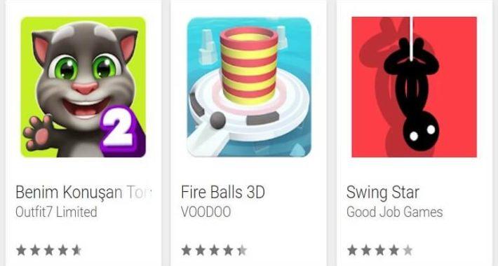 Google Play Store tasarımı yenilendi