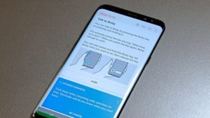 Samsung sesli asistan sistemi Bixby geliştiricilere açılıyor
