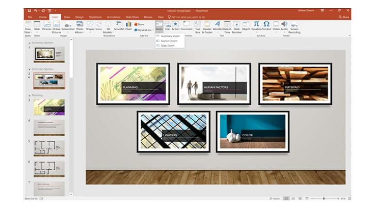 Microsoft PowerPoint için 2019 ocak ayında önemli özellikler geliyor