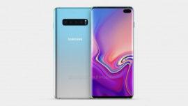 Samsung Galaxy S10 ekran boyutu ve resimler sızdırıldı