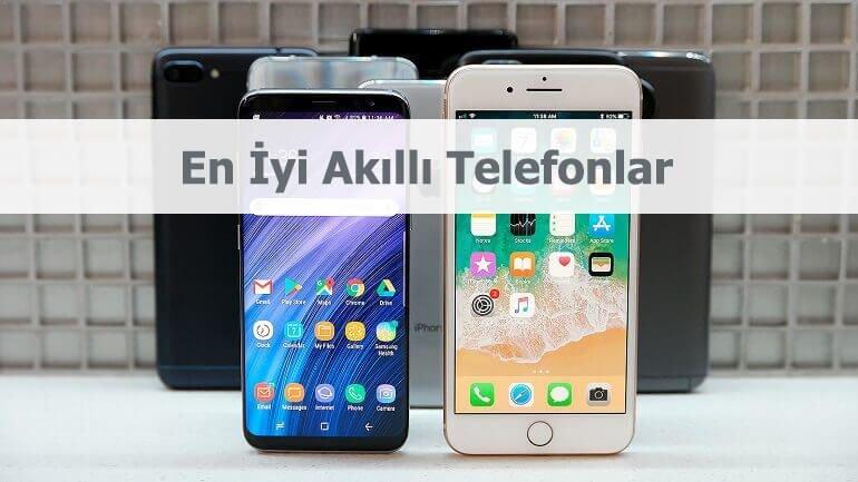 2018'in en iyi 5 akıllı telefonu