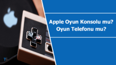 Apple oyun telefonu veya yeni bir el konsolu çıkaracak mı?