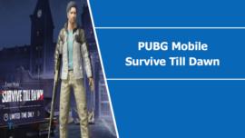 PUBG Mobile zombi etkinliği (survive till dawn) güncellemesi