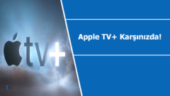 """Apple nihayet içerik servisini tanıttı """"Apple TV+"""""""