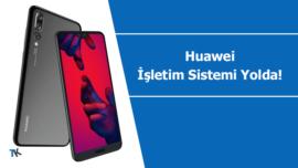 Huawei kendi mobil işletim sistemini hazırlıyor