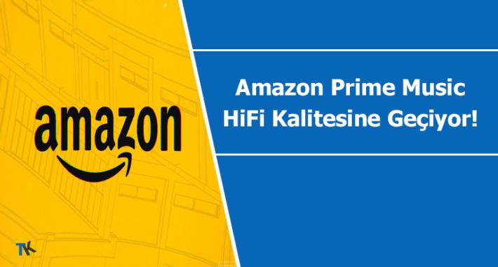 Amazon HiFi aboneliği ile müzik servisini bir adım öteye taşıyor