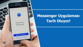 Messenger, Facebook içerisine mi gömülüyor?