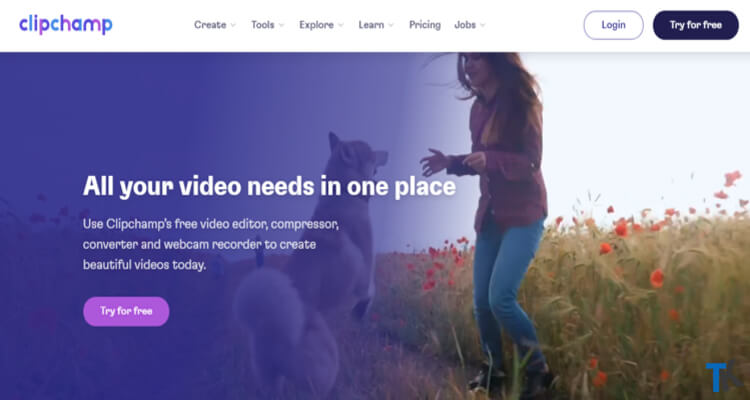 Clipchamp Video Düzenleme Programı