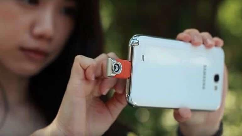 3D kamera sensörüyle anılar daha canlı!