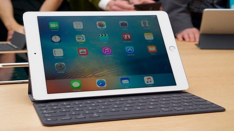 9.7 inçlik iPad Pro tanıtıldı