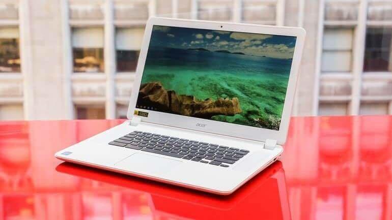 Acer'dan Chromebook 15 geldi!