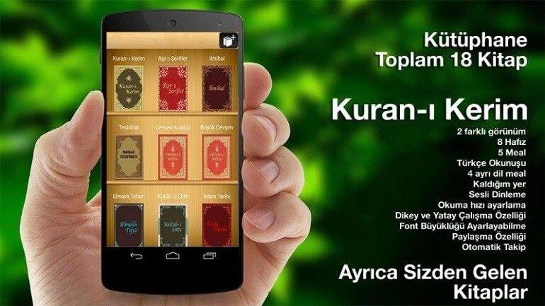 Android için Ramazan uygulaması