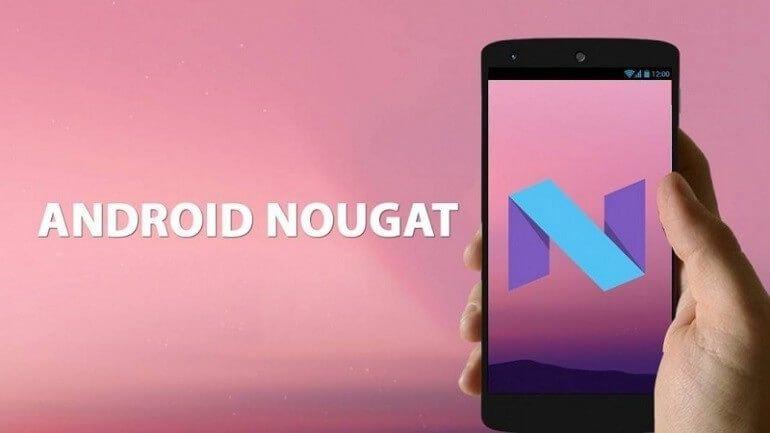 Android Nougat 7.0 dağıtılmaya başlanacak