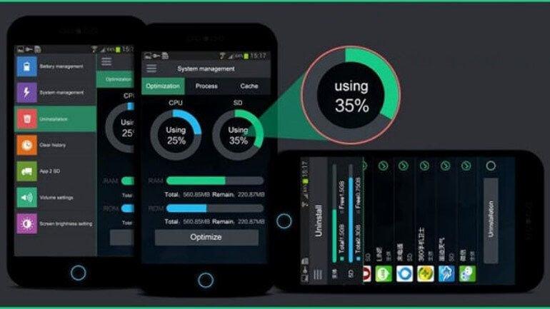 Android telefonları yavaşlatan uygulamalar
