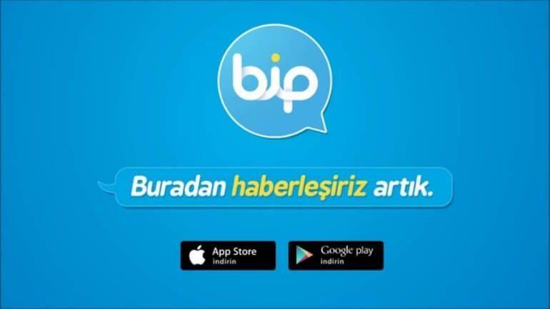 Android üzerinden ücretsiz SMS gönderme uygulaması (Turkcell Bip)