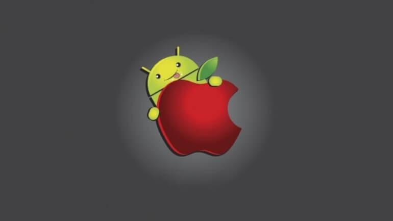 Android'de olup iOS'da olmayan özellikler