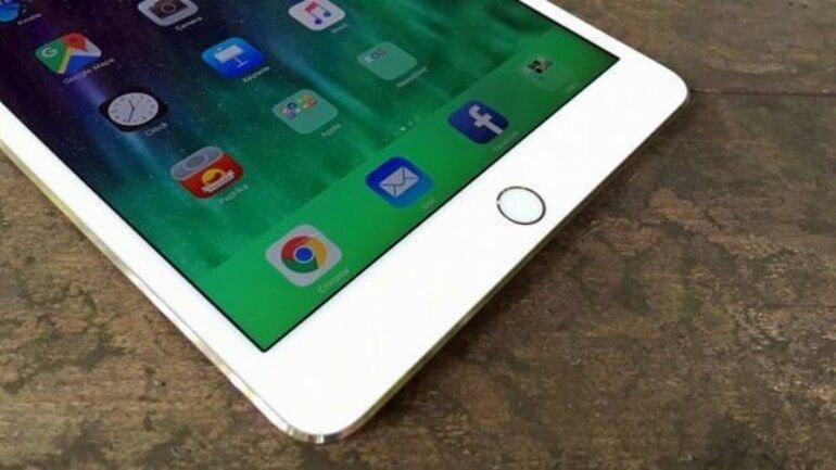 Apple 2017'de yeni bir iPad modeli tanıtabilir!