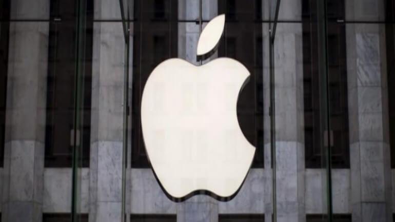 Apple değer kaybetti