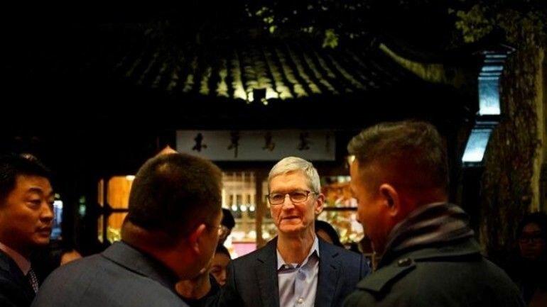 Apple, en çok Çin'e para ödüyor! Gelirin yüzde 25'i Çin'e gidiyor!