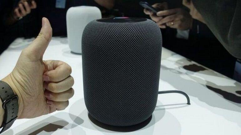 Apple HomePod yakında çıkabilir