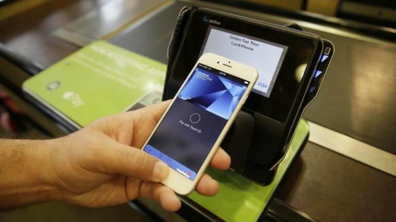 Apple Pay online ödemelerde kullanılacak