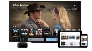 Apple TV Uygulamasına Rakip Servisleri Ekleyebilir