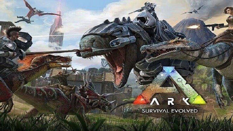 ARK: Survival Evolved mobil cihazlara geliyor