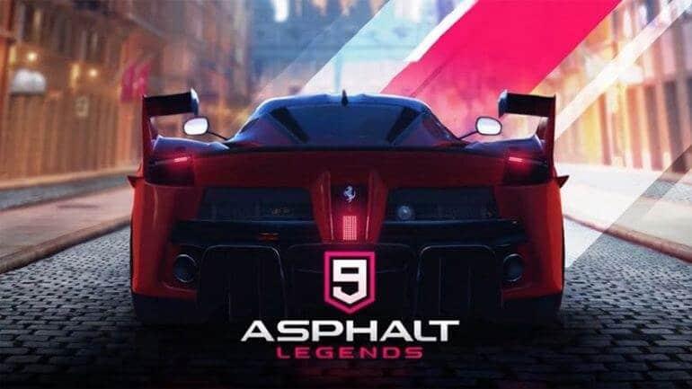 Asphalt 9 Legends mobil sürüm çıktı