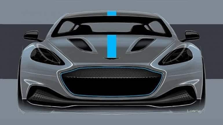 Aston Martin 2020'lerde tamamen Hybrid'e geçecek