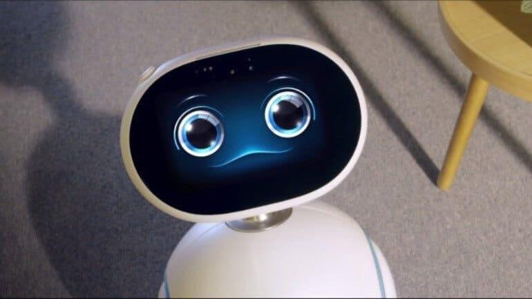 Asus evinizi kolaylaştıran robotla geliyor!