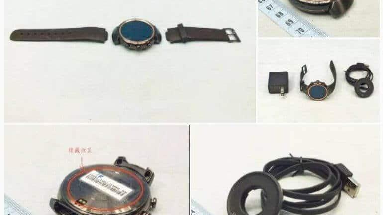 Asus ZenWatch 3′ ün görselleri internete sızdırıldı!