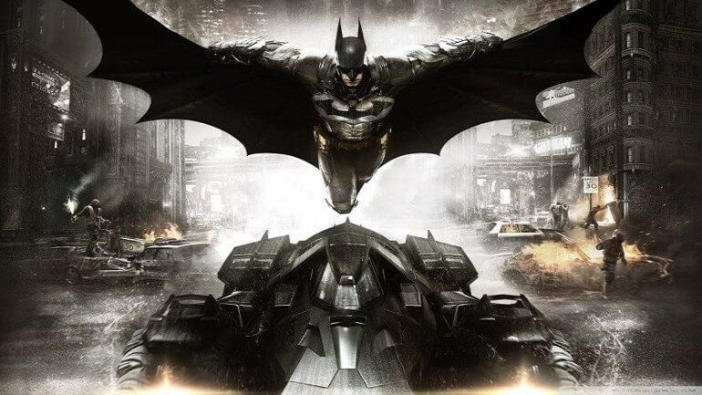 Batman: Arkham Knight'a Batgirl DLC'si geliyor