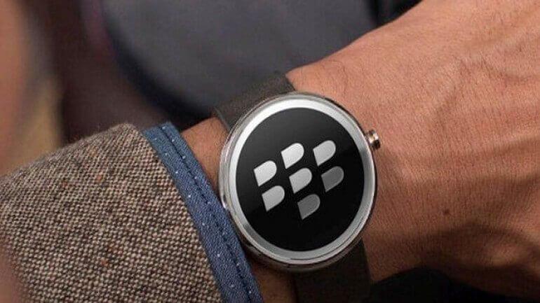 BlackBerry akıllı saat mi geliyor?
