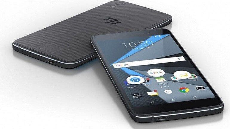 BlackBerry, Android telefonu Neon ile yükselişte