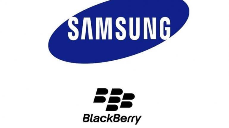Blackberry güvenliği ve Samsung'un üstün teknolojisi tek üründe birleşiyor