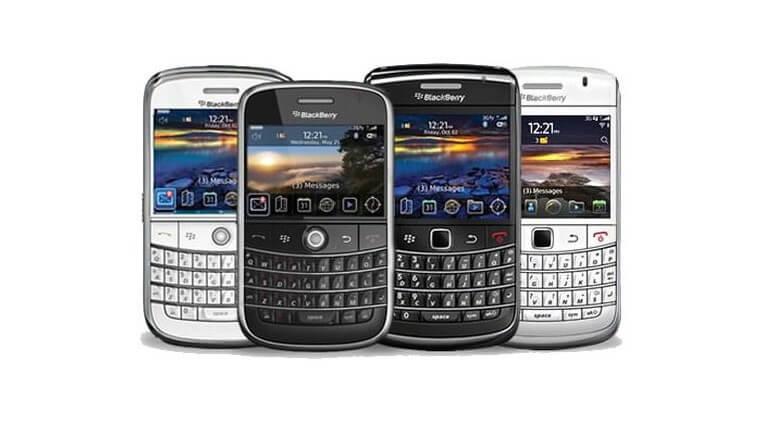 BlackBerry krize mi giriyor… o telefonları piyasadan çekti