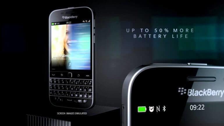 BlackBerry mobil sektörden çekildi!