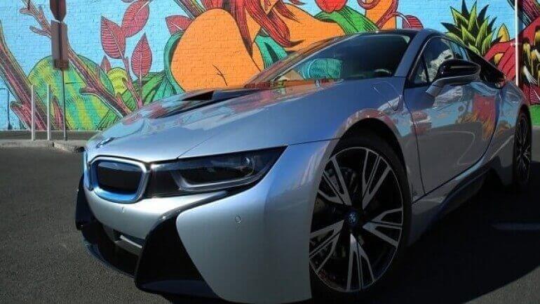 BMW elektrikli araba projeleri