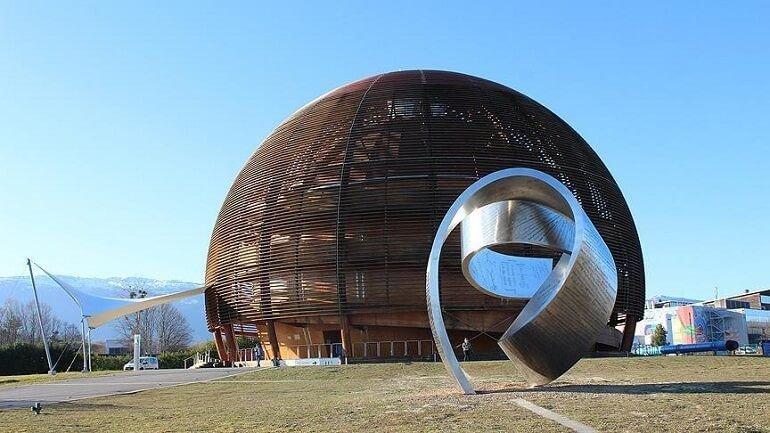 CERN'e Türk teknoloji şirketinden destek