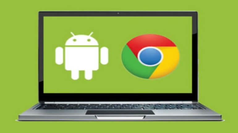 Chome OS ve Android birleşmeyecek!